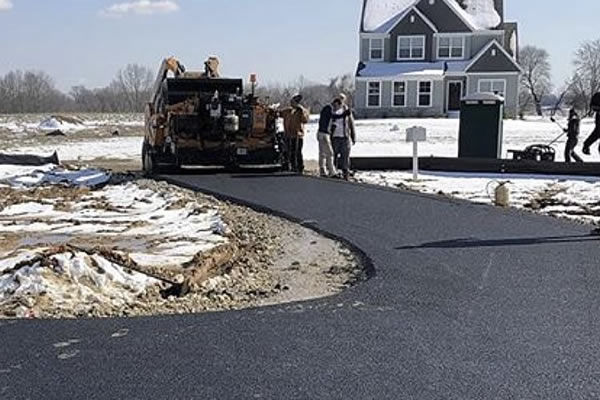 Residential Paving for the NJ Homeowner