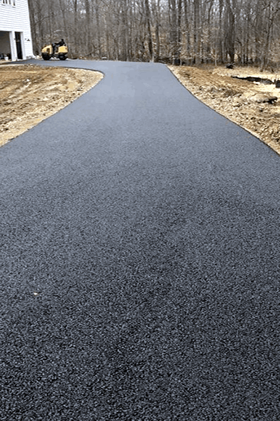 NJ Commercial Paving Project