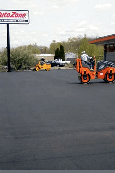 Commercial Asphalt Paving NJ